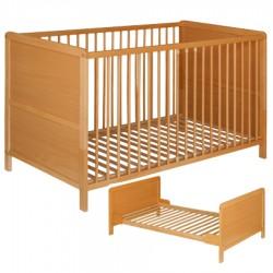 COSING Wooden Cot UPSALA 140x70 cm