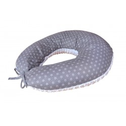 COSING Nursing Pillow MINKY + COTTON