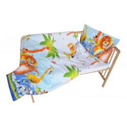 COSING 2pcs Bedding set - MADAGASCAR