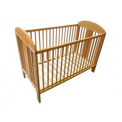 COSING Wooden Cot MAGDA 60x120cm