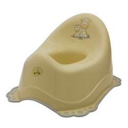 MALTEX Chamber Pot with anti-slip GIRAFFE