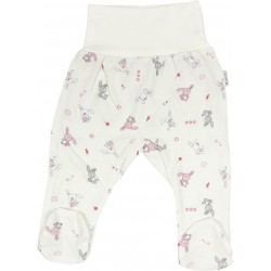 MAMATTI Footed Trousers - Bunny