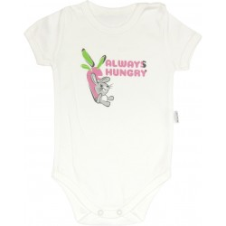 MAMATTI Bodysuit short sleeve - Bunny