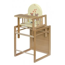 COSING Wooden High Chair Victoria