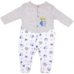 MAMATTI Sleepsuit - Happy Bear