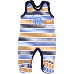 MAMATTI Romper Sleeveless - Happy Bears