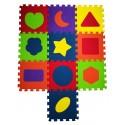 COSING EVA Puzzle Mat - Numbers 10pcs