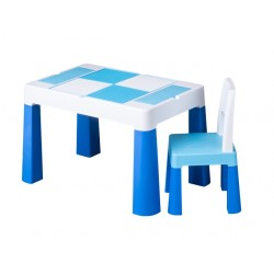 Set MAMMOTH - Table and Two Chairs