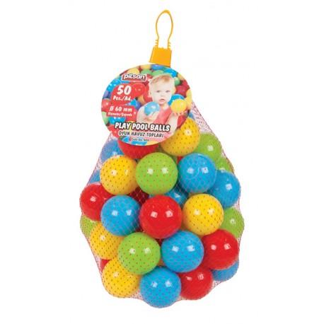 Pilsan míčky 50ks - 6 cm