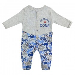 MAMATTI Sleepsuit - Happy Bear