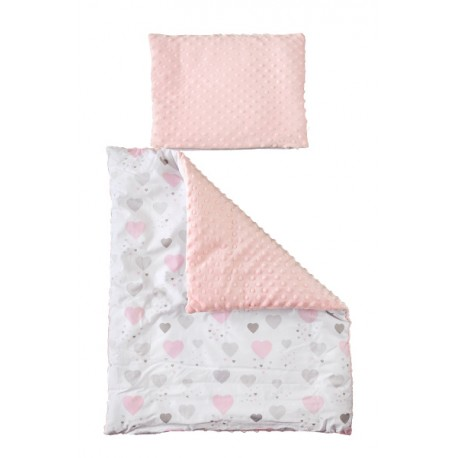 COSING Set for strollers - Pink