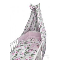 COSING 4 pcs Bedding set - FLOWERS