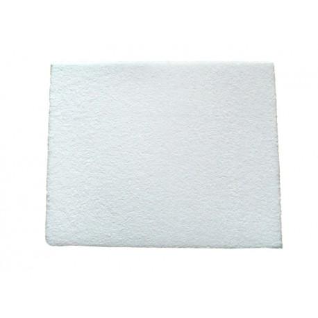 Hygienický chránič matrace COSING 120x60 cm - BÍLÁ