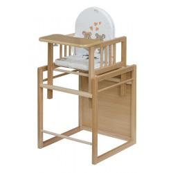 Dřevěná židlička - buk