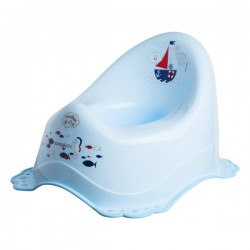 MALTEX Chamber Pot with anti-slip DINO