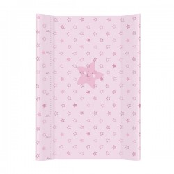 Ceba Baby Přebalovací podložka tvrdá 70 cm profilovaná - Hvězdy