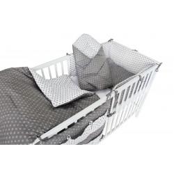 COSING 9pcs Bedding set for Newborn Sleeplease - STARS