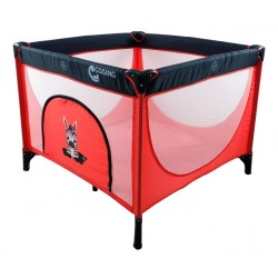 COSING Travel Playpen EMA - Zebra Red