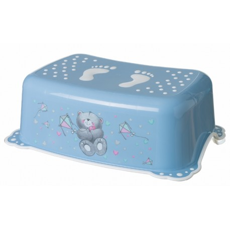 Maltex Step stool Bear blue