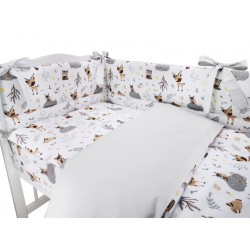 COSING 3pcs Bedding set - FOREST FRIENDS