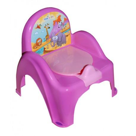 Nočník - židlička (hrací)