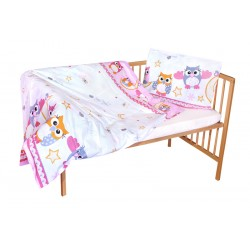 COSING 2pcs Bedding set - OWL 2