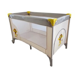 COSING Travel Cot ADAM - Lion Beige