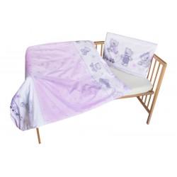 COSING 2pcs Bedding set - PLAYING BEAR PINK