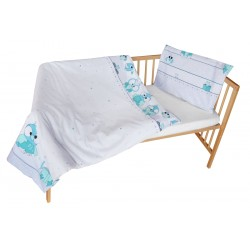 COSING 2pcs Bedding set - OWL