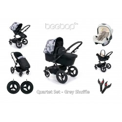 Beebop 3G Quartet Set - Grey Shuffle