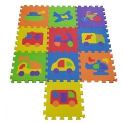 COSING EVA Puzzle Mat - Traffic 10pcs