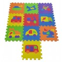 COSING EVA Puzzle Mat - Traffic 10pcs