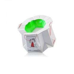 Disposable potty TRON - 4 pcs.